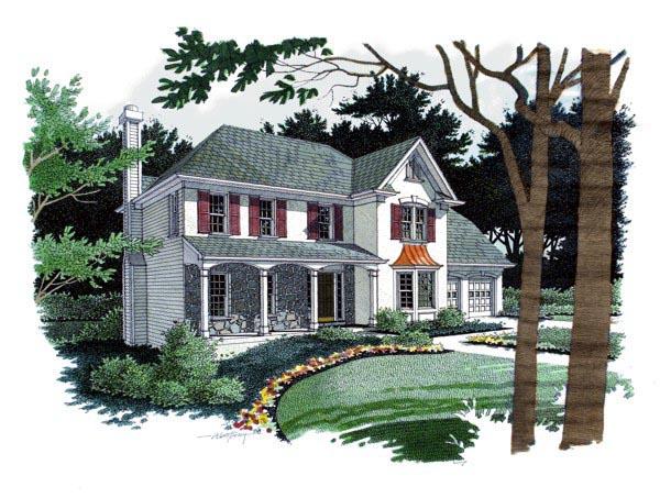 House Plan 92470