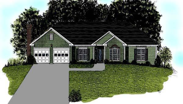 House Plan 92496
