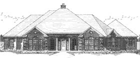 Plan Number 92901 - 2691 Square Feet