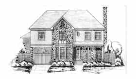 Plan Number 92907 - 3300 Square Feet