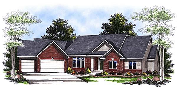 House Plan 93153