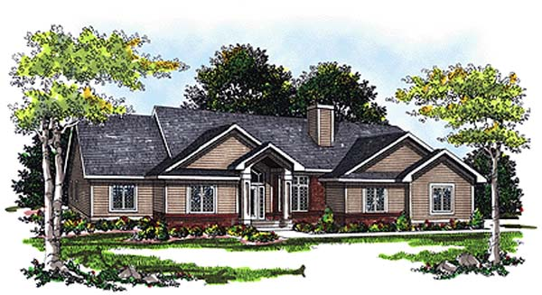 House Plan 93192