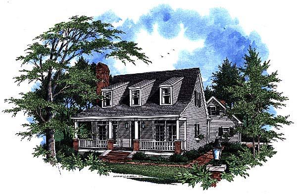 House Plan 93412