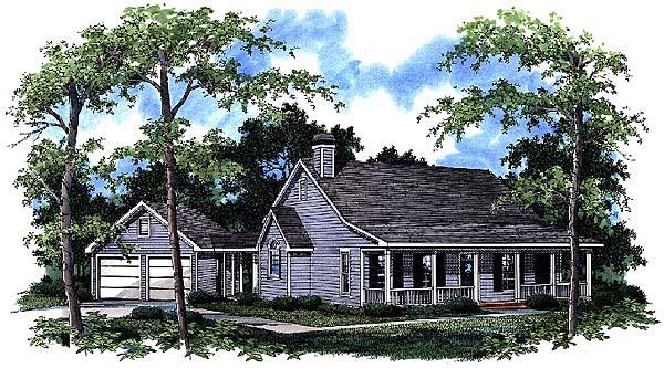 House Plan 93416
