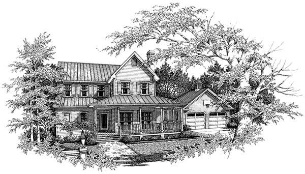 House Plan 93417