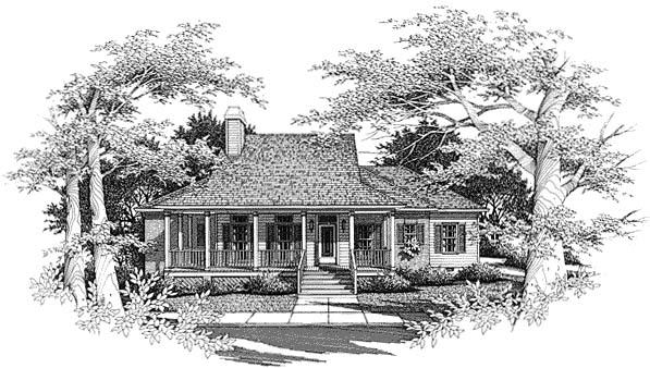 House Plan 93419