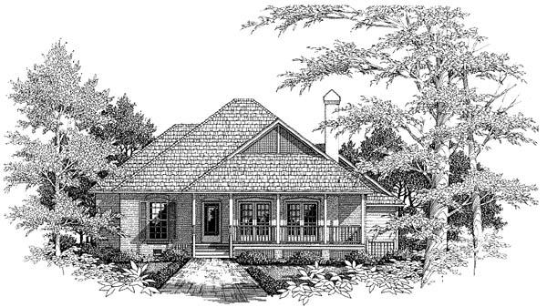 House Plan 93421