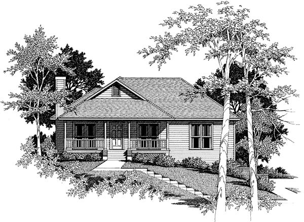 House Plan 93429