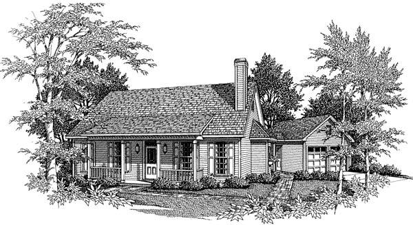 House Plan 93447