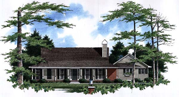 House Plan 93455