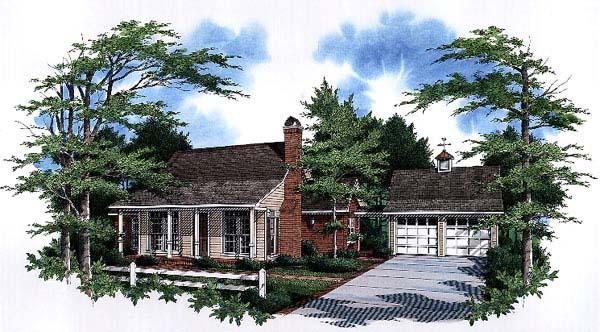 House Plan 93456