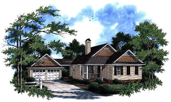 House Plan 93470