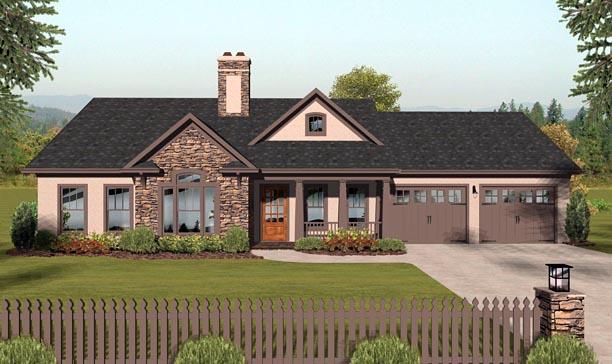 House Plan 93484