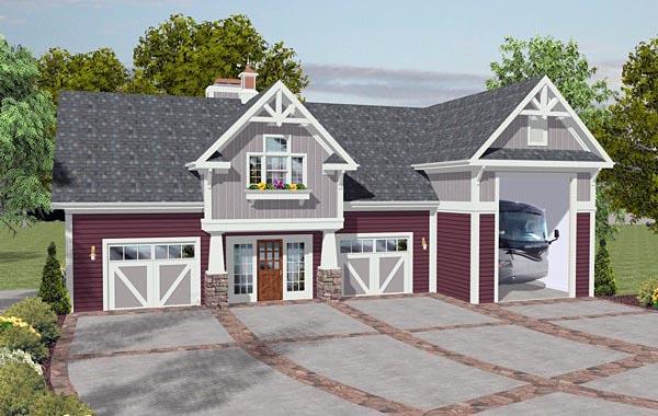 Garage Plan 93485