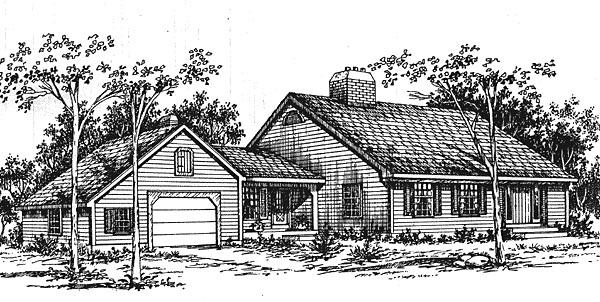 House Plan 94001
