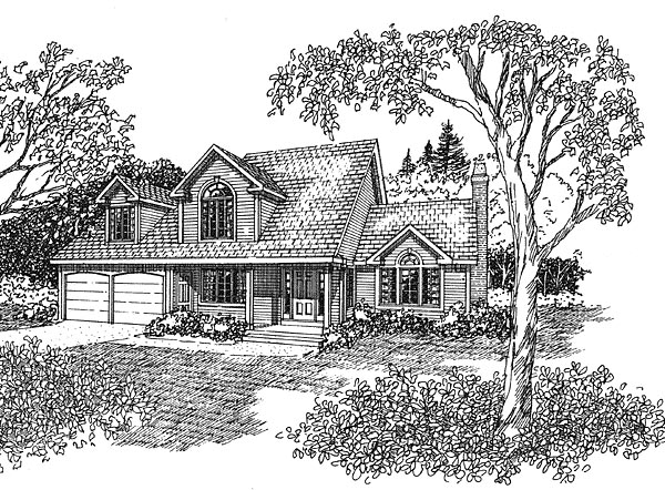 House Plan 94002
