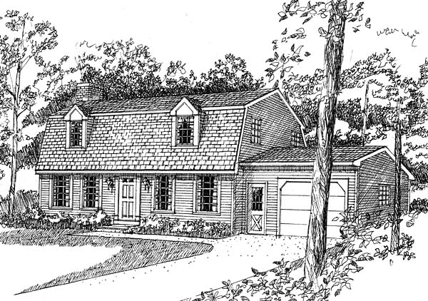 House Plan 94005