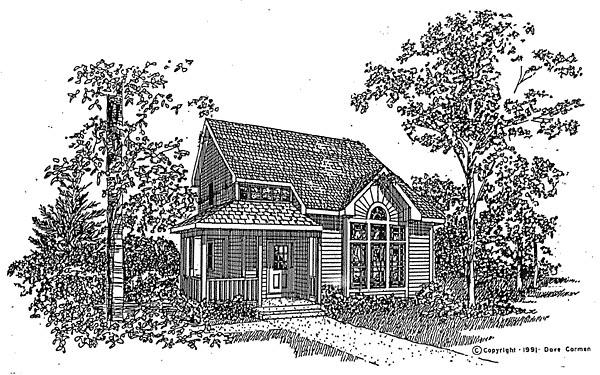 House Plan 94019