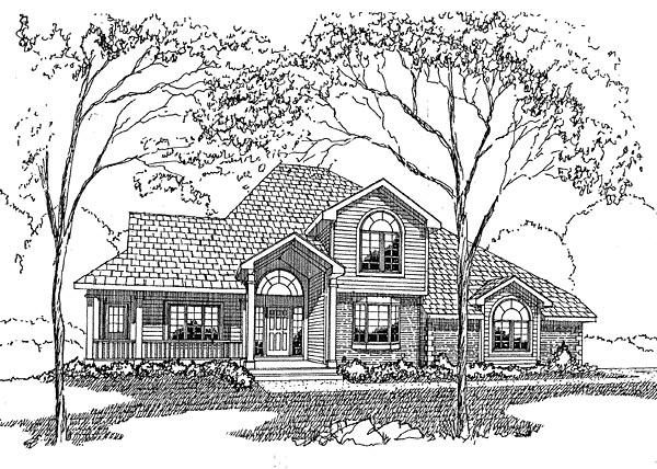 House Plan 94021