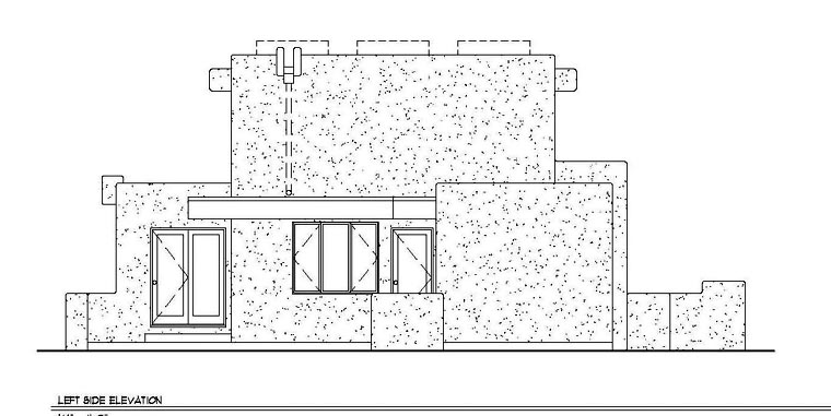 Santa Fe, Southwest House Plan 94304 with 3 Beds, 2 Baths Picture 1