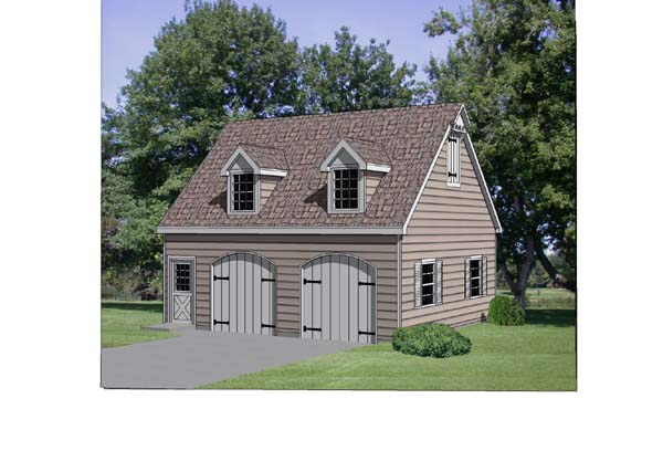 Garage Plan 94346