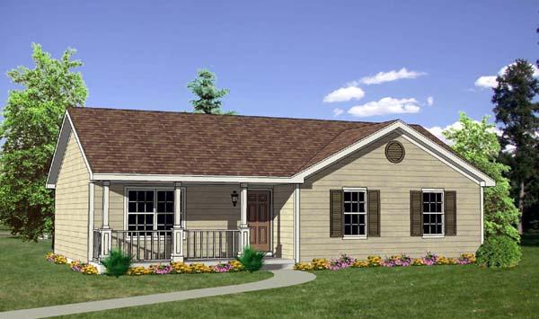 House Plan 94436