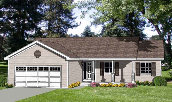House Plan 94444