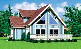 Plan Number 95270 - 1831 Square Feet