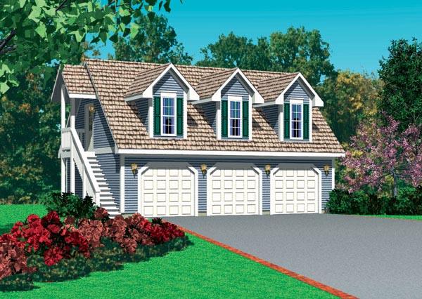 Garage Plan 95297