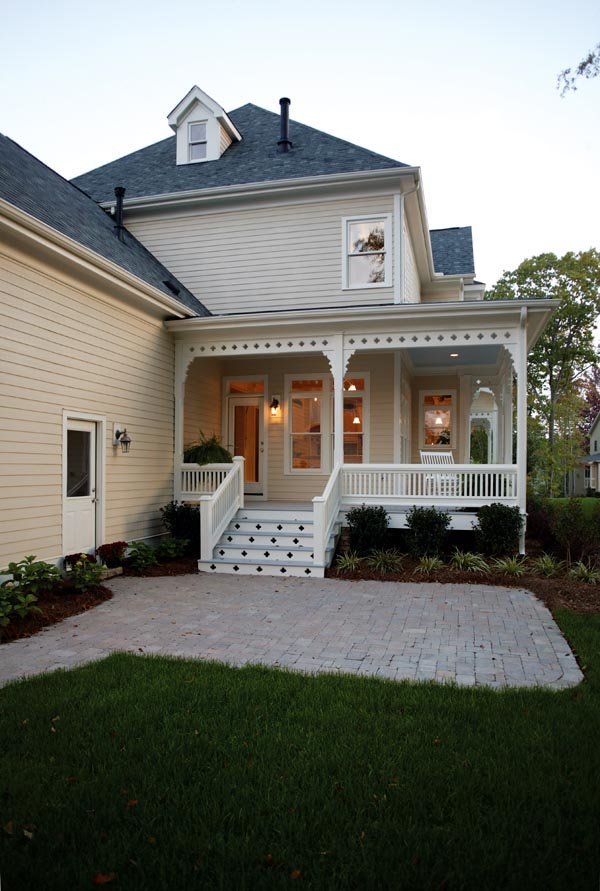 Country, Farmhouse, Victorian House Plan 95560 with 4 Beds, 4 Baths, 2 Car Garage Picture 11