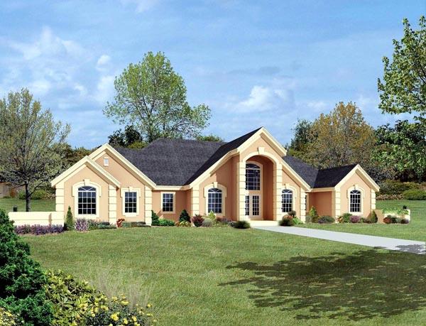 House Plan 95809