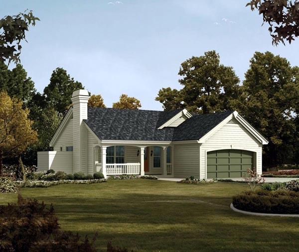 House Plan 95816