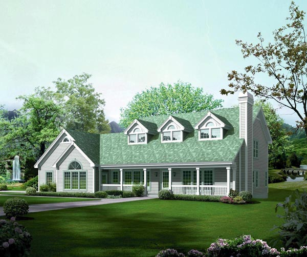 House Plan 95849