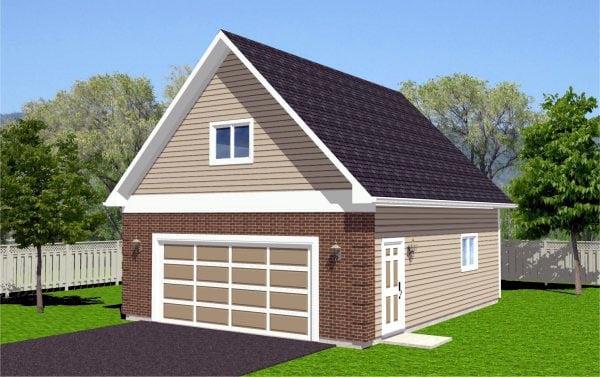 Garage Plan 96208