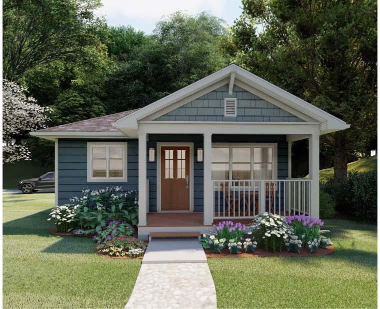 House Plan 96235