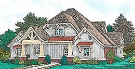 Plan Number 96351 - 3134 Square Feet