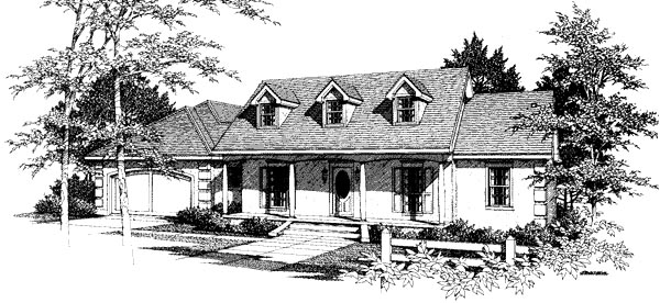 House Plan 96526