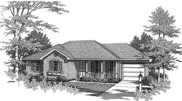 House Plan 96563