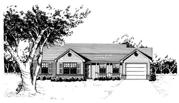 House Plan 96565