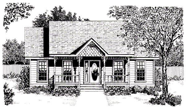 House Plan 96598