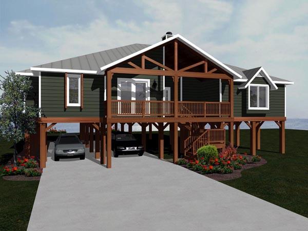 House Plan 96717