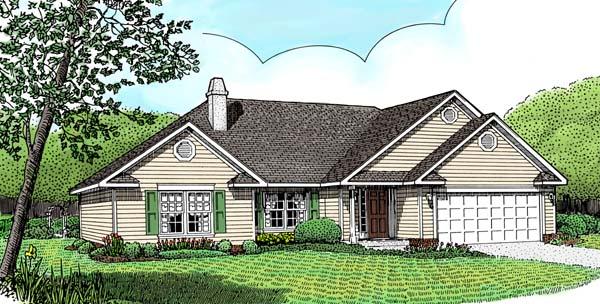 House Plan 96802