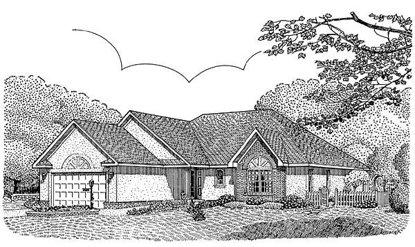 House Plan 96805