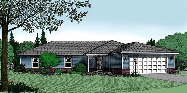House Plan 96807