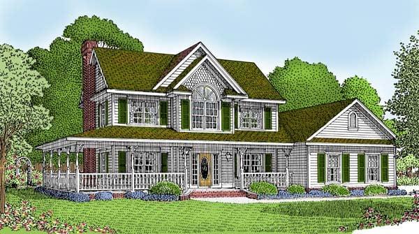 House Plan 96819