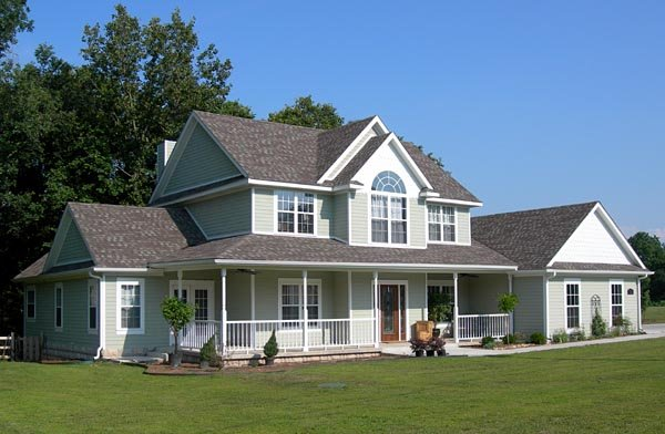 Country, Farmhouse, Southern House Plan 96820 with 4 Beds, 3 Baths Picture 3