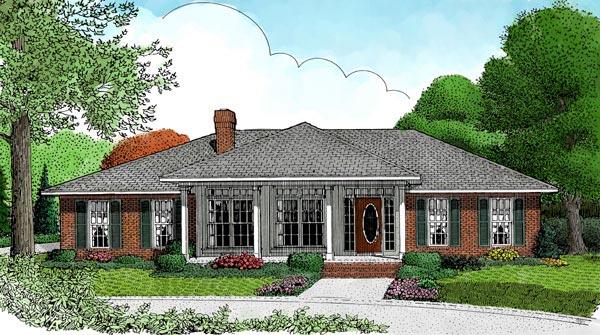 House Plan 96849