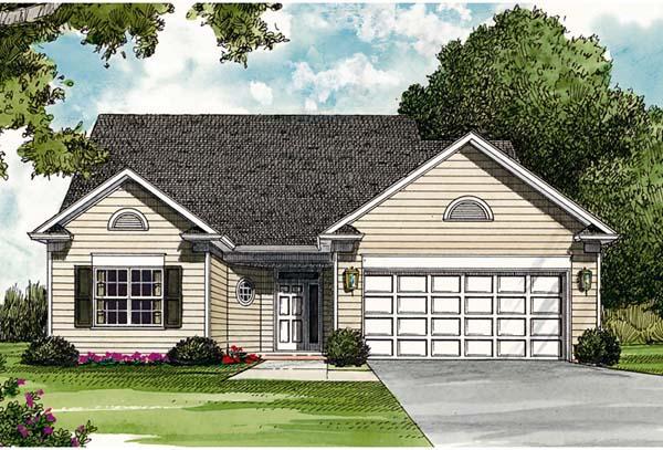 House Plan 96919