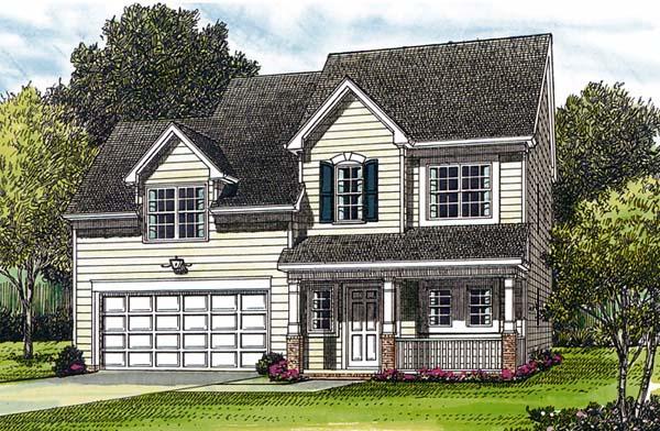 House Plan 96931