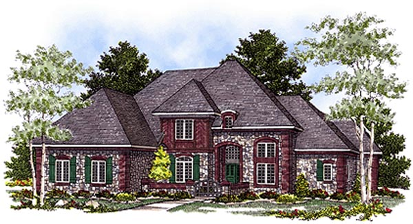 House Plan 97165